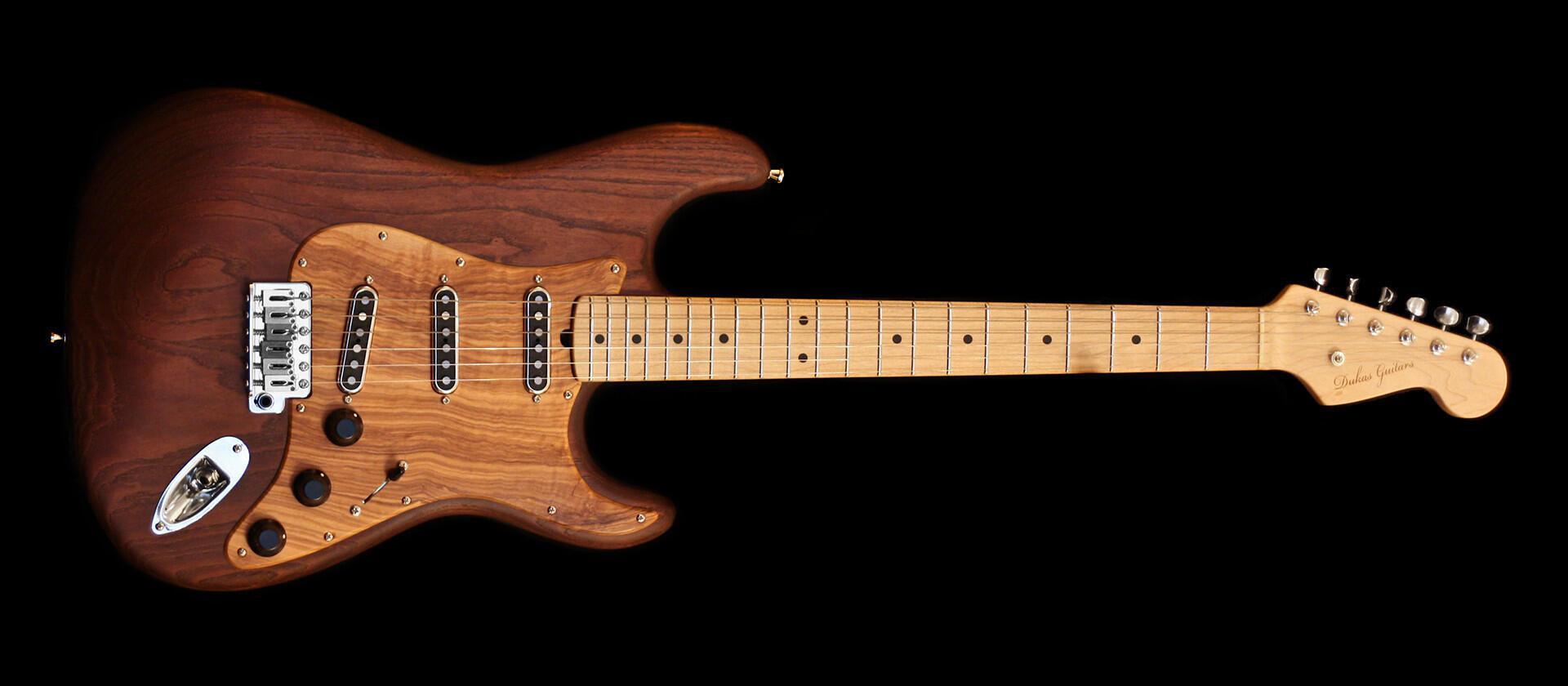 Dukas Guitars S model